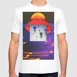 Germination Grid T-shirt
