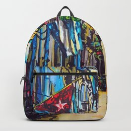 Havana, CUBA No.2 | 2015 Backpack