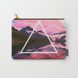Wanderlust Lake Carry-All Pouch