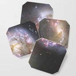 Pixel Nebula Coaster