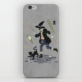 Curses! iPhone Skin