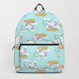Unicorns, Mermaids & Rainbows...Oh My! Backpack