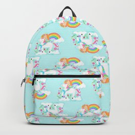 Unicorns, Mermaids & Rainbows...Oh My! Backpack