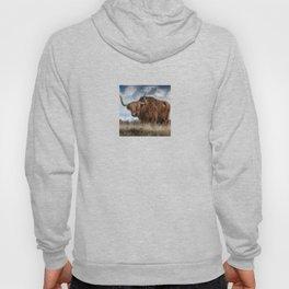 Bull animal 4 Hoody