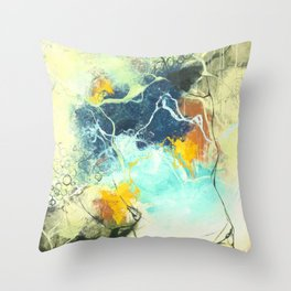 Terra Throw Pillow