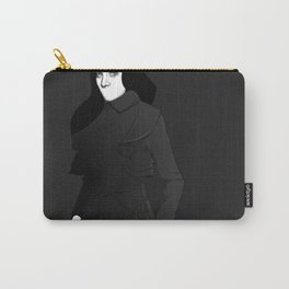 Speachless Carry-All Pouch