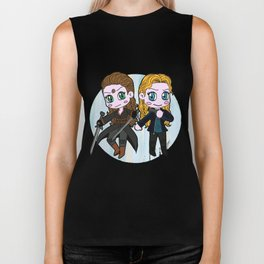 Power Couple Biker Tank