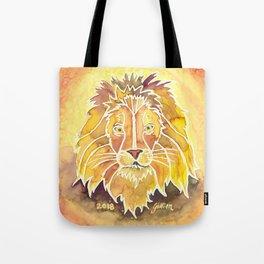 Zodiac Collection: Leo Tote Bag