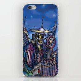 C2 & Posse (New-New York City) iPhone Skin