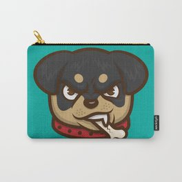 Rottie Pupper Carry-All Pouch