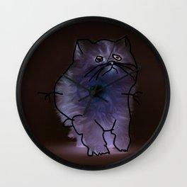 Cat Cat Cat Cat Cat Cat Wall Clock