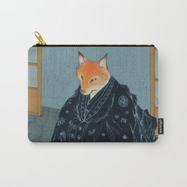 The Fox's Wedding Carry-All Pouch