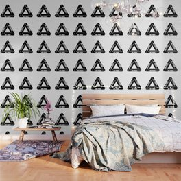 Penrose Triangle Wallpaper