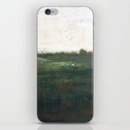 Farm Pasture iPhone Skin