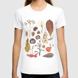 Autumn treasure chest T-shirt