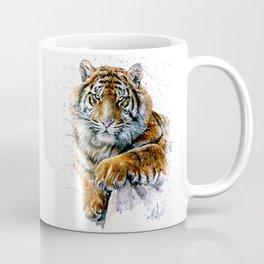 Tiger watercolor Coffee Mug