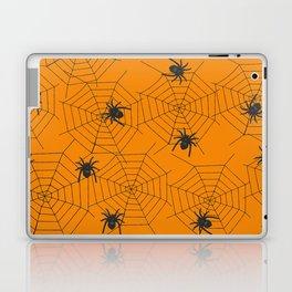 Halloween Spider Illustration Laptop & iPad Skin
