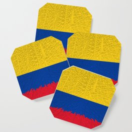 Extruded flag of Columbia Coaster