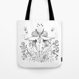 Wildberry Queen Tote Bag