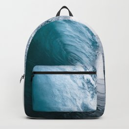 Beautiful Wave Crash Backpack
