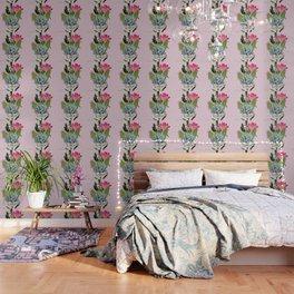 Cactus Lady Wallpaper