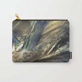 Paradigm Shift | Creative Mind Trip Environmental Landscape Inception Carry-All Pouch