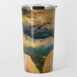 Sea Shell Still Life Travel Mug