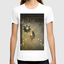 Wonderful crow T-shirt
