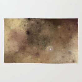 Surface of the moon ....  (A7 B0174) Rug