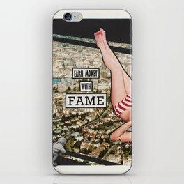 FAME iPhone Skin