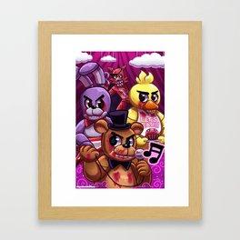 Let's Party Framed Art Print