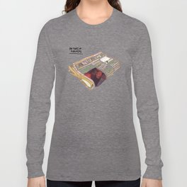 A painful Case - 100 Years of Dubliners Long Sleeve T-shirt