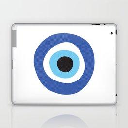 Evi Eye Symbol Laptop & iPad Skin