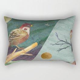 Day/Night Rectangular Pillow