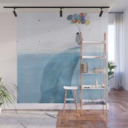 uplifting Wall Mural