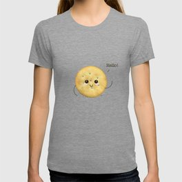Super Cute Realistic Cracker Kawaii (Clever huh?) :p T-shirt