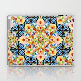 Elizabethan Pastel Mandala Laptop & iPad Skin