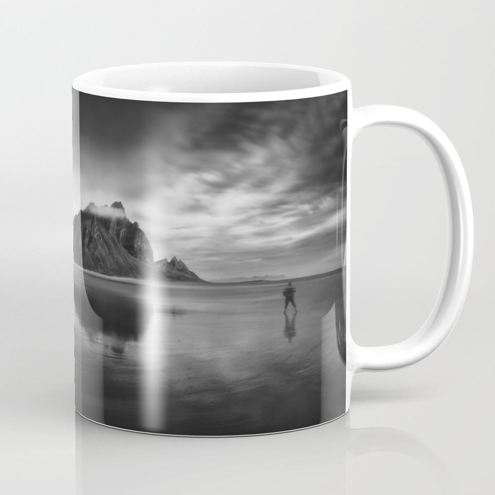The Horns Tea Cup by Hleszczynski MUG8957025