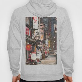 Lights in the Snow Hoody