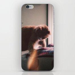 X V . S I N I S T E R iPhone Skin