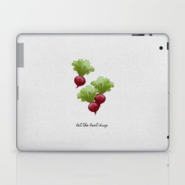 Let The Beet Drop Laptop & iPad Skin
