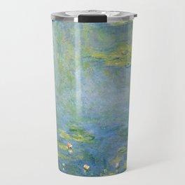 Water Lilies 1906 by Claude Monet Travel Mug