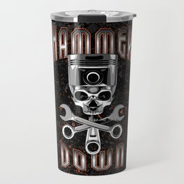 Hammer Down Travel Mug