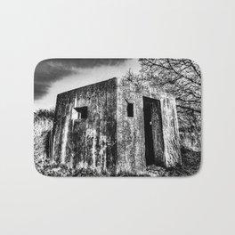 The Ghost Bunker Bath Mat