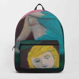 the wink of a tink Backpack