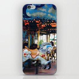 Spring Carousel iPhone Skin