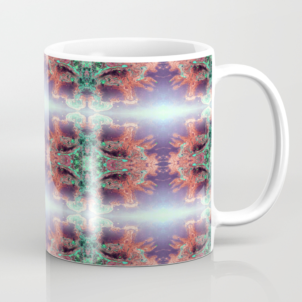 Infinity Snowflake Tea Cup by Magart MUG981121