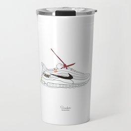 N I K E x Off-White The 10 : Air Max 97 OG Travel Mug