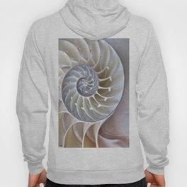Nautilus Shell Hoody