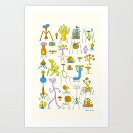 florafauna Art Print